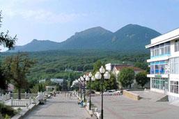 Отдых и лечение на Кавказских Минеральных Водах